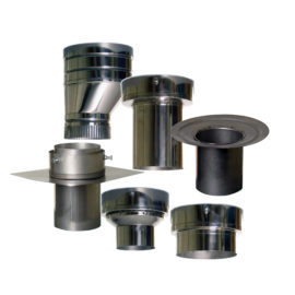 Flue Liner Adaptors