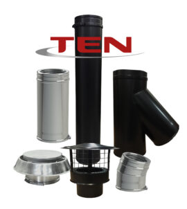 Rigid Flue Systems & Accessories