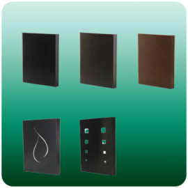 Insulated Wall Protection Panel