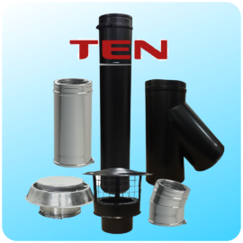 Twin Wall Insulated Duoten System